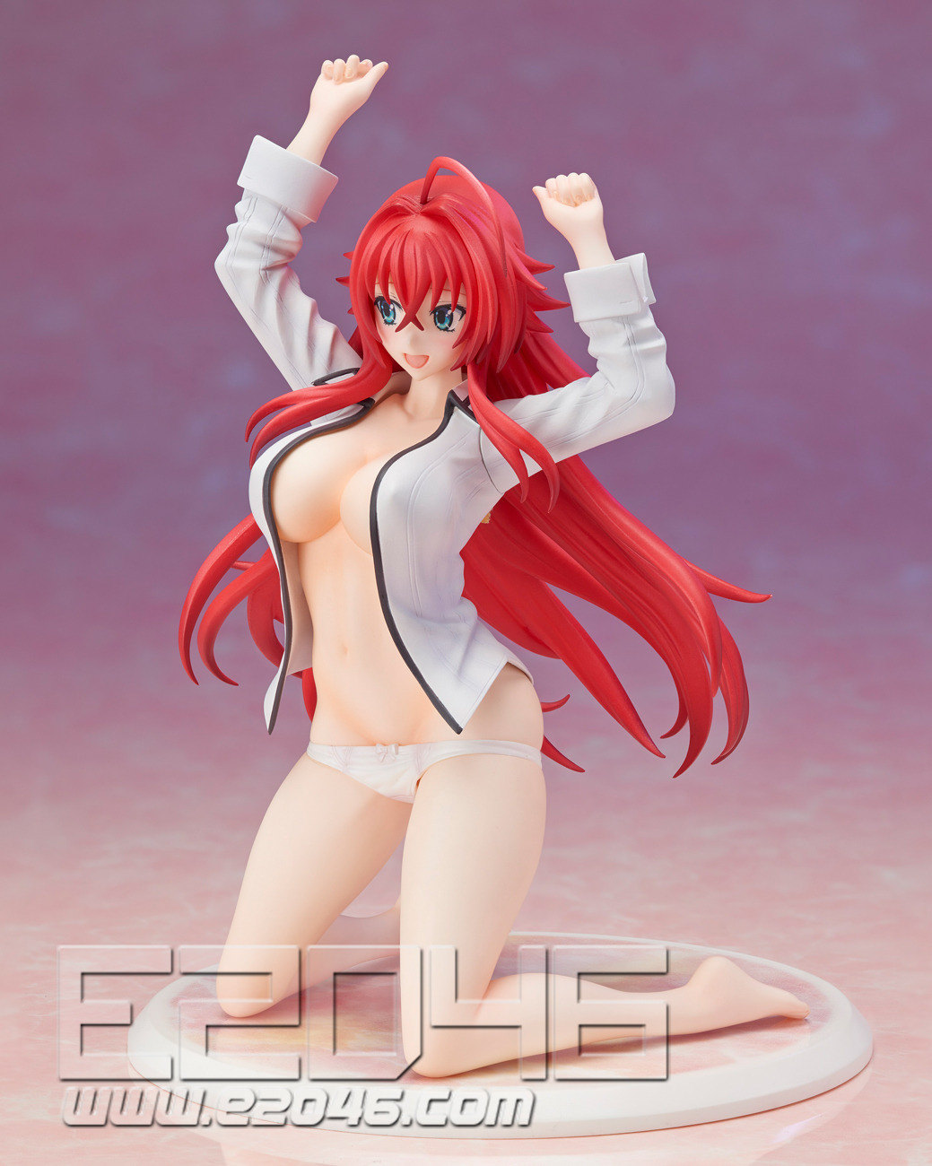 Reprint Edition Rias Gremory Kuoh Dress Shirts Version (PVC)