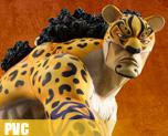 PV3921 1/8 Rob Lucci Panther Version (PVC)