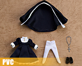 PV10691  Nendoroid Clothes Set Sister (PVC)