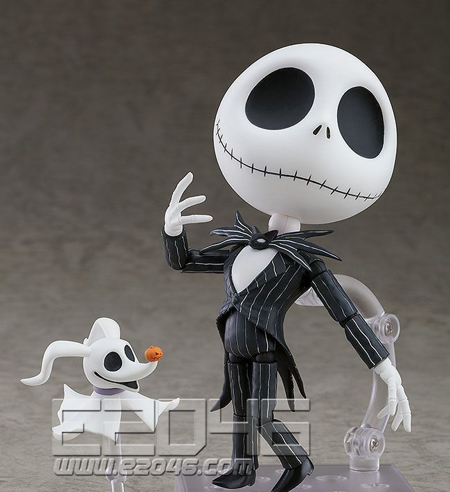 Nendoroid 骷髏傑克 (PVC)