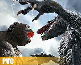 PV11100  Kong vs. Skull Crawler (PVC)