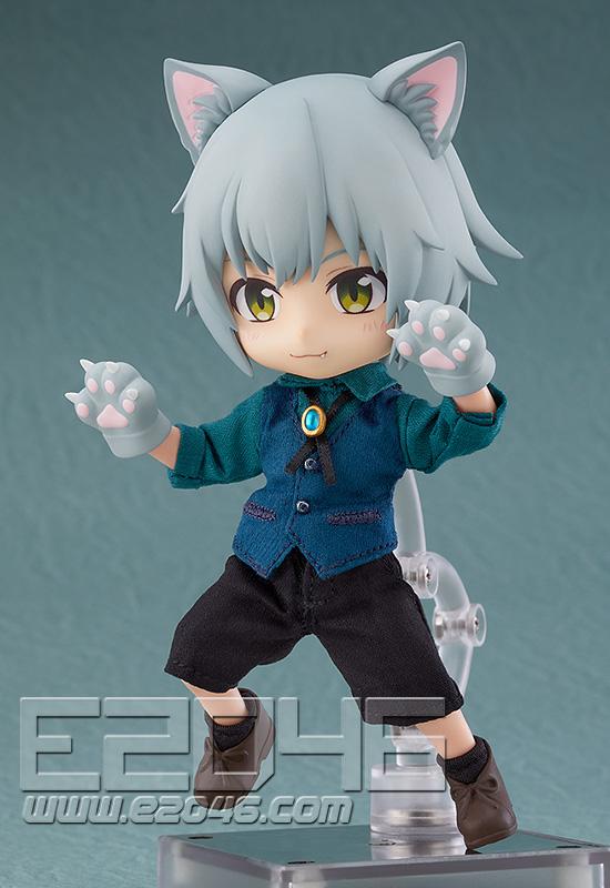 Nendoroid Ash (PVC)