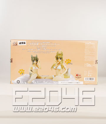 Chizuru & Nozomu Lingerie Party (PVC)