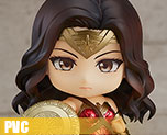 PV7329 SD Nendoroid Wonder Woman Heros Edition (PVC)