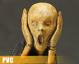 PV12763  Figma The Scream (PVC)