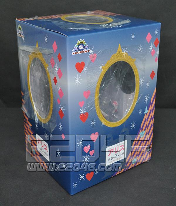 Alice in Mirror World Red Dress Version (PVC)