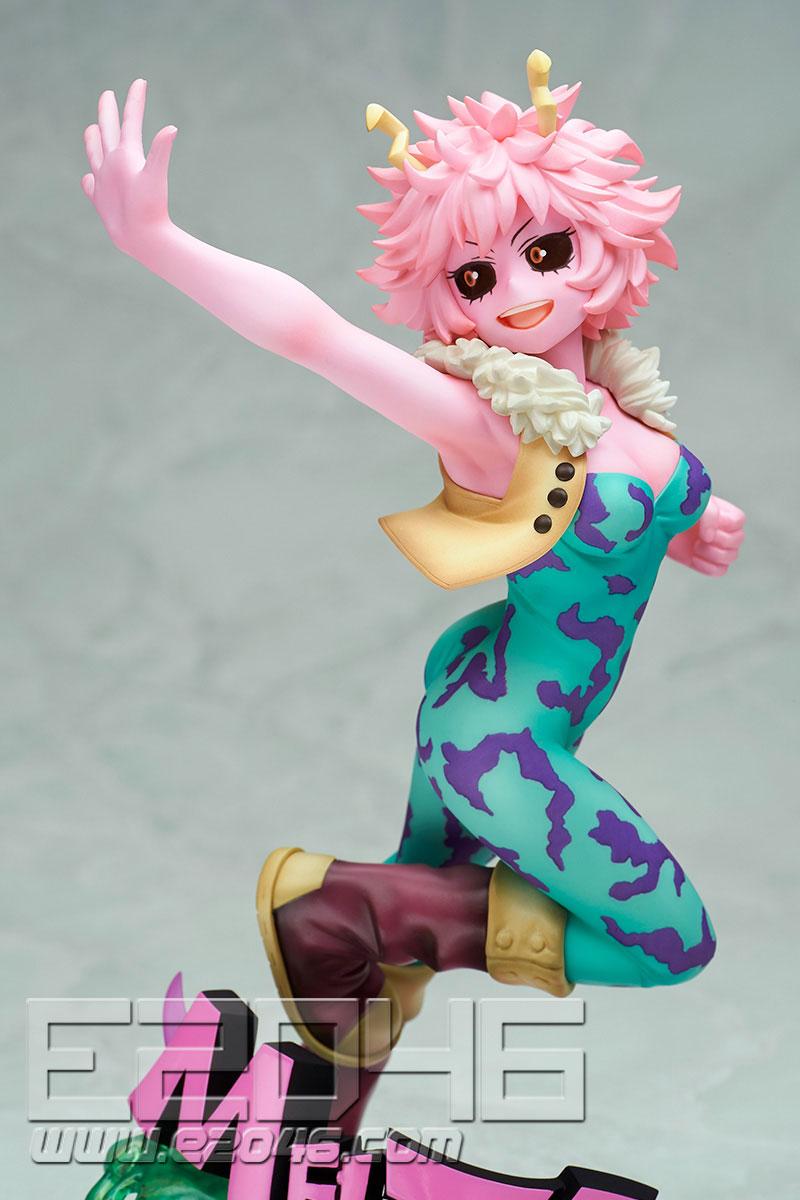 Ashido Mina Hero Suit Version (PVC)