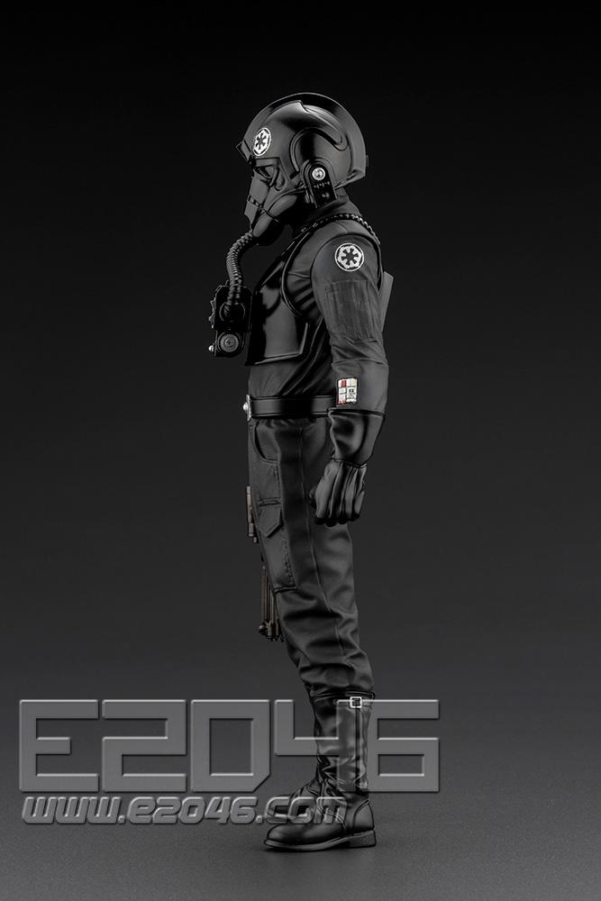 Tie Fighter Pilot (PVC)