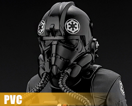 PV10161 1/10 Tie Fighter Pilot (PVC)