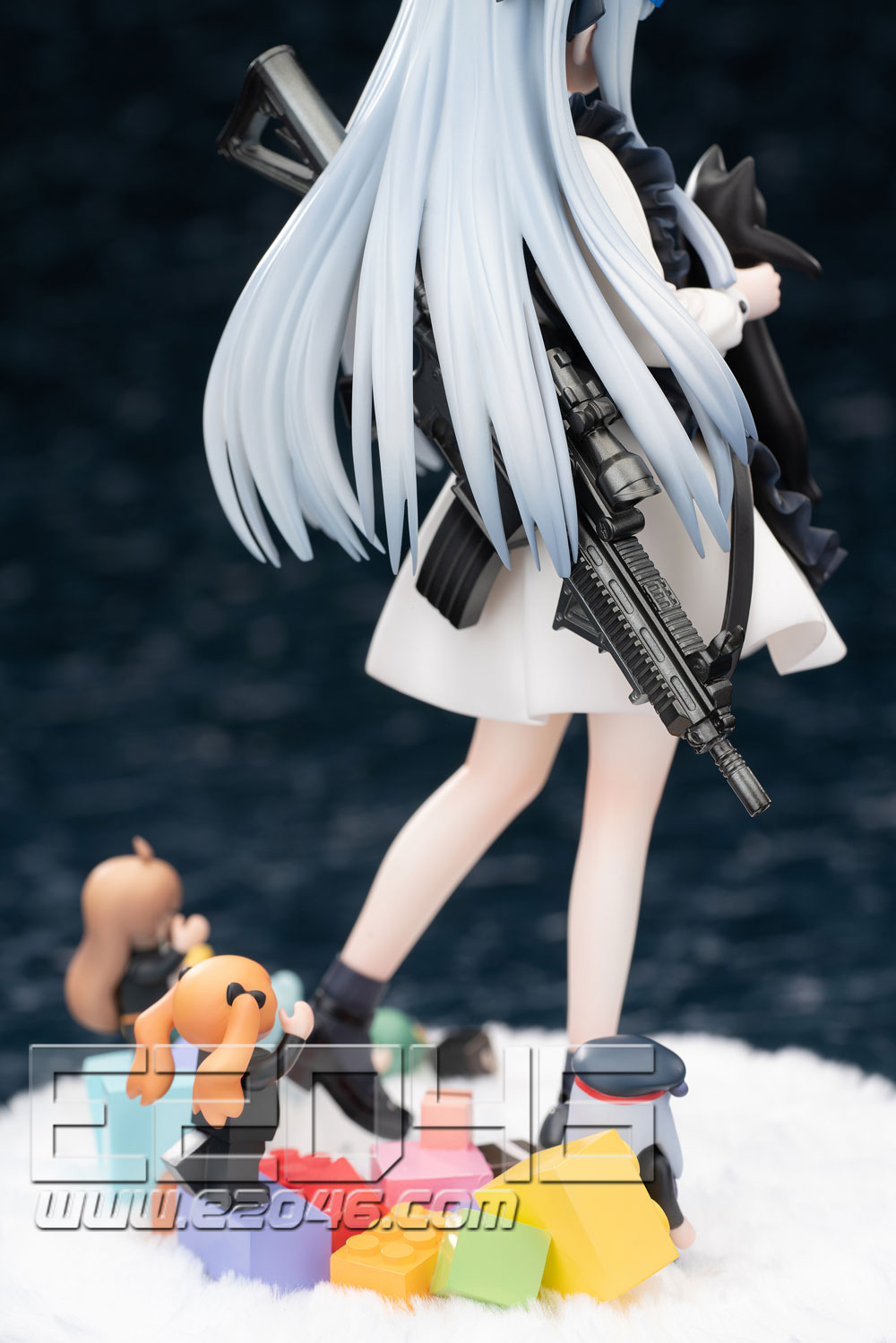 HK416 Gift From The Blacky Cat Version (PVC)
