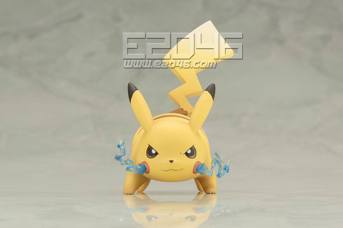 Red with Pikachu (PVC)