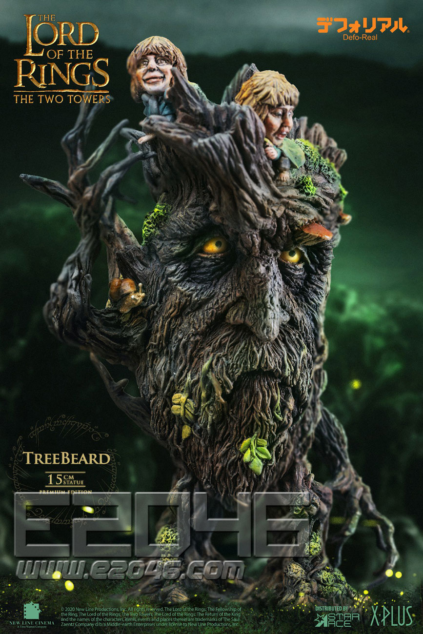 Treebeard (PVC)
