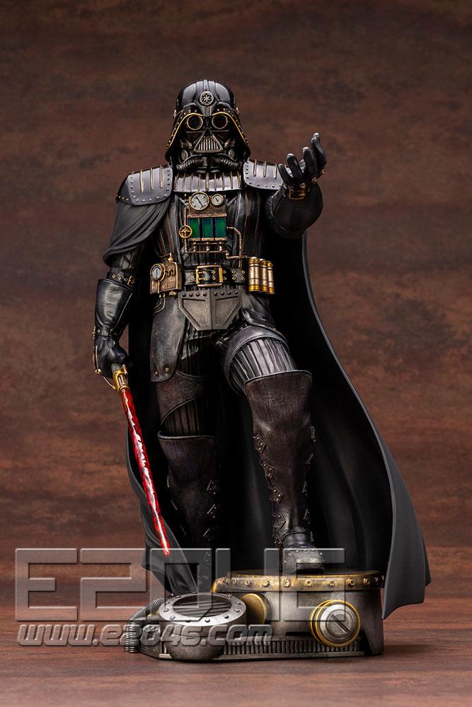 Darth Vader Industrial Empire Version (PVC)