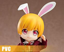 PV10541  Nendoroid White Rabbit (PVC)