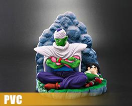 PV10744  Allies Piccolo & Son Gohan (PVC)