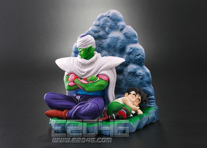Allies Piccolo & Son Gohan (PVC)