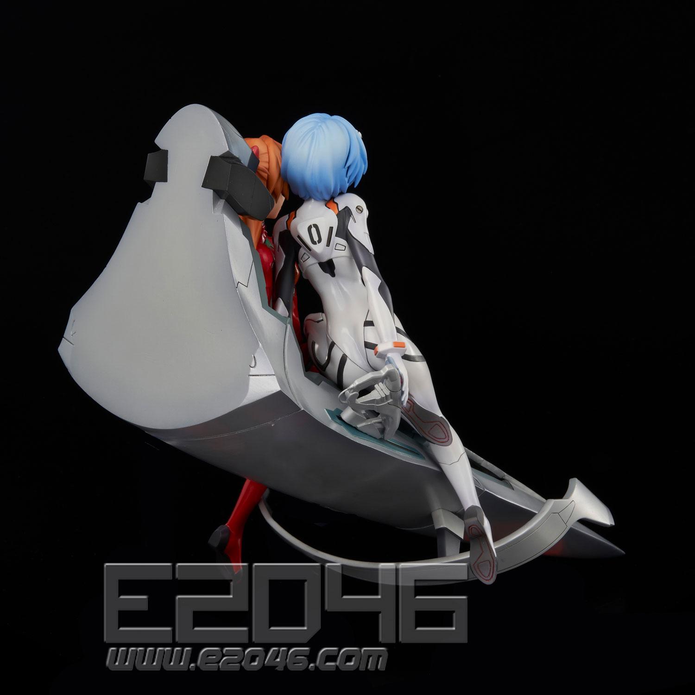 Rei & Asuka (PVC)