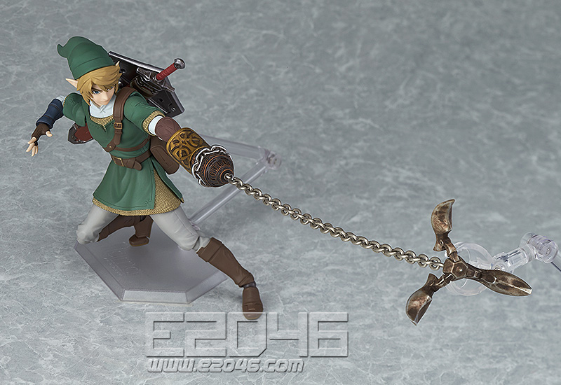 Link Twilight Princess DX Version (PVC)