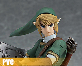 PV10710  Link Twilight Princess DX Version (PVC)