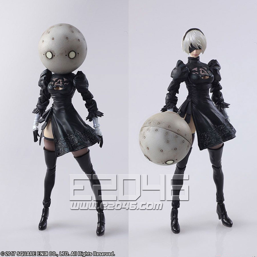 2B & Mechanical Life Form (PVC)