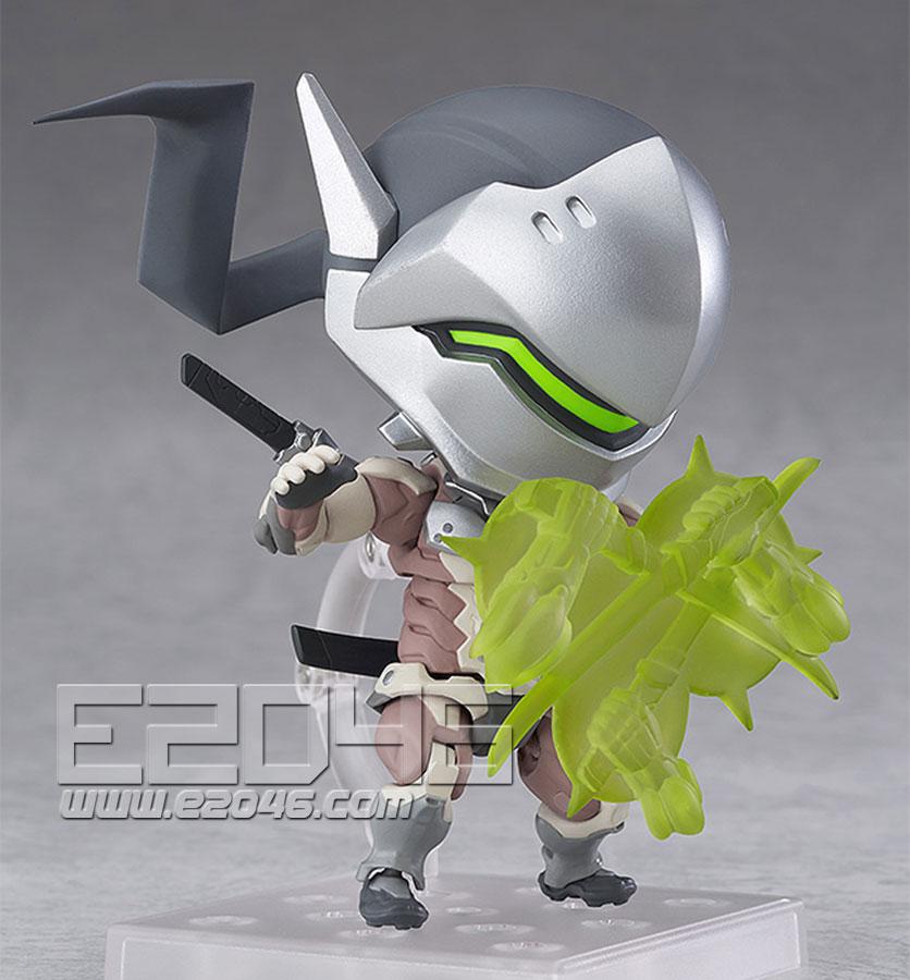 Nendoroid 源氏经典服版 (PVC)