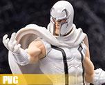 PV5888 1/10 White Magneto (PVC)
