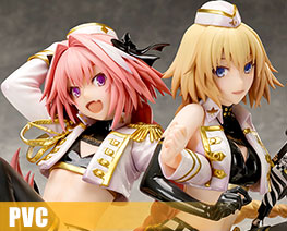 PV10281 1/7 Jeanne d Arc & Astolfo TYPE-MOON Racing Version (PVC)