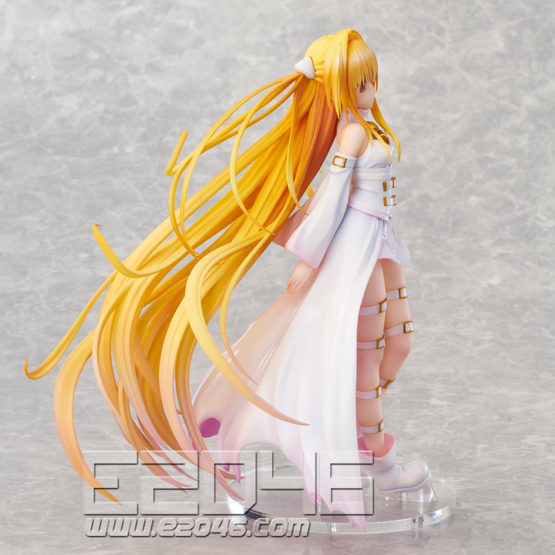 Golden Darkness White Trans Version (PVC)