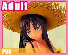 PV11566 1/6 Misaki Shie Natsukusa One Summer Heterochromatic Version (PVC)