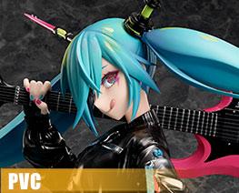 PV12754 1/7 Hatsune Miku Lam Rock Singer Version (PVC)