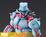 PV1401  Super Figure Action Crazy Diamond (PVC)