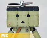 PV5994  Danboard Mini Zero Fighter Model 21 Version (PVC)
