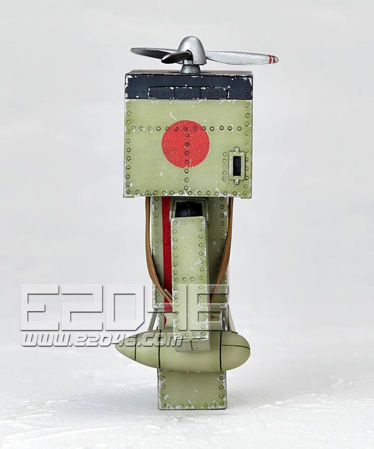 Danboard Mini Zero Fighter Model 21 Version (PVC)