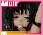 PV4677 1/6 Milking Girl Black Leather Version (PVC)