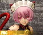 PV4854 1/7 Cheshire Cat Assassin Heart Red Maid Ver. (PVC)