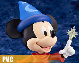 PV11403  Nendoroid Mickey Mouse Fantasia Version (PVC)