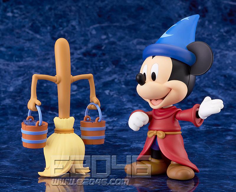 Nendoroid 米奇幻想曲版 (PVC)