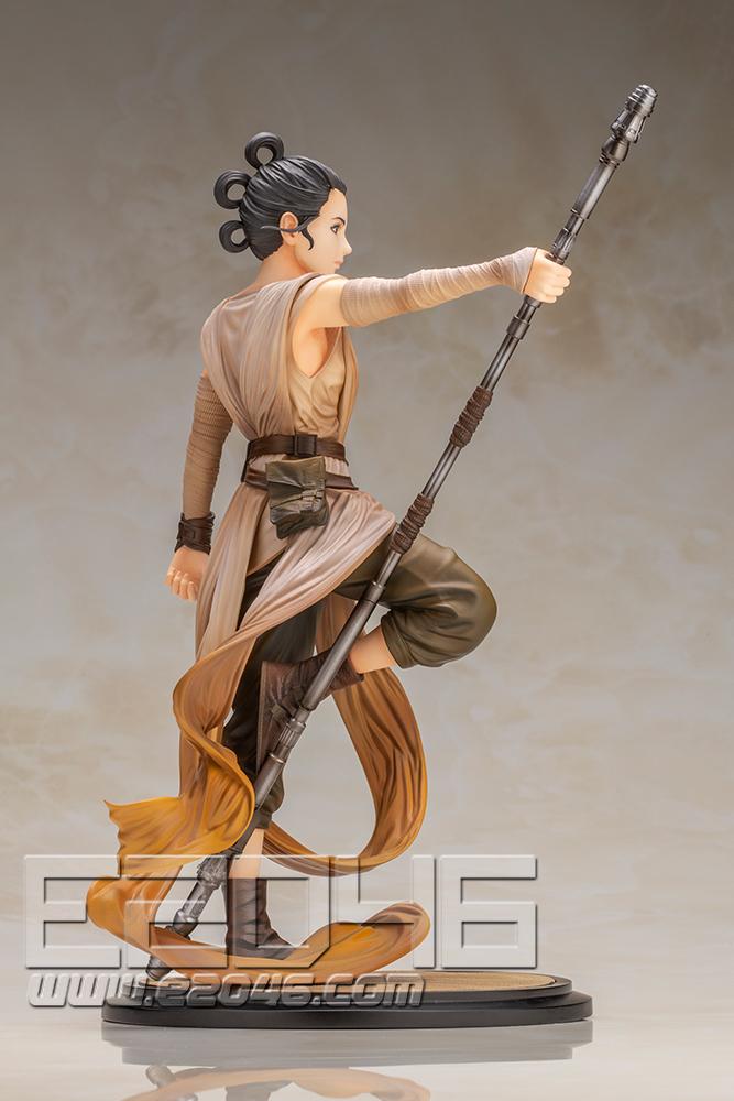 Rey Descendant of Light  Version (PVC)