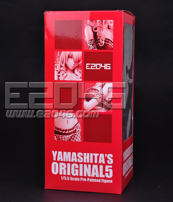 Yamashita's Original 5 (PVC)