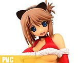 PV4314 1/7 Komaki Manaka Red Cat Version (PVC)
