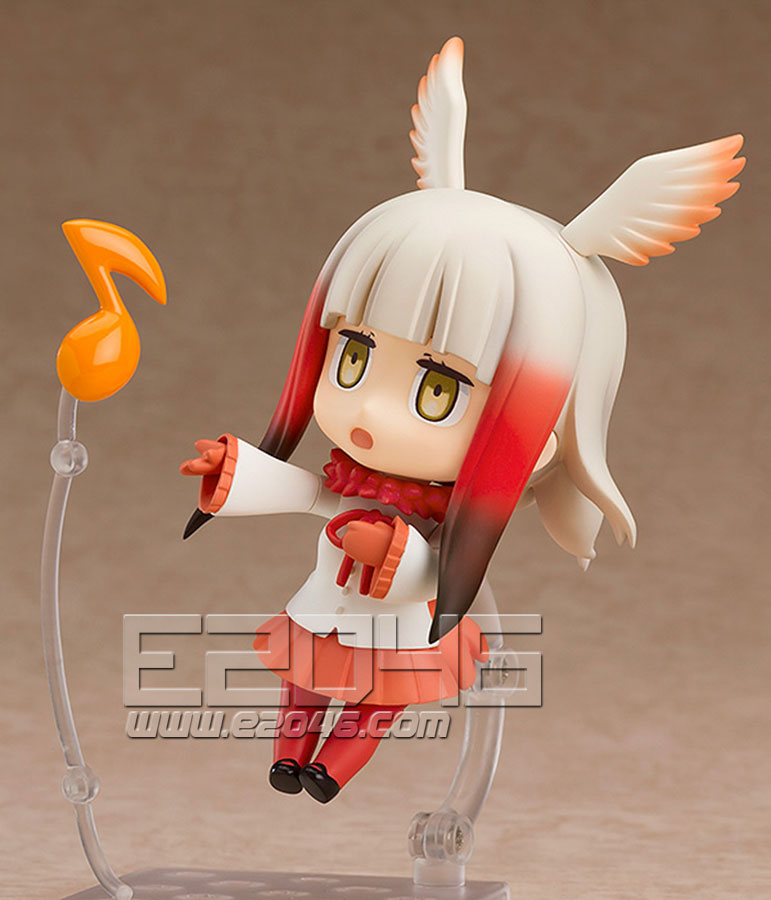 Nendoroid 朱鹭 (PVC)
