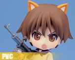 PV3713 SD Nendoroid Miyafuji Yoshika Shinden Version (PVC)