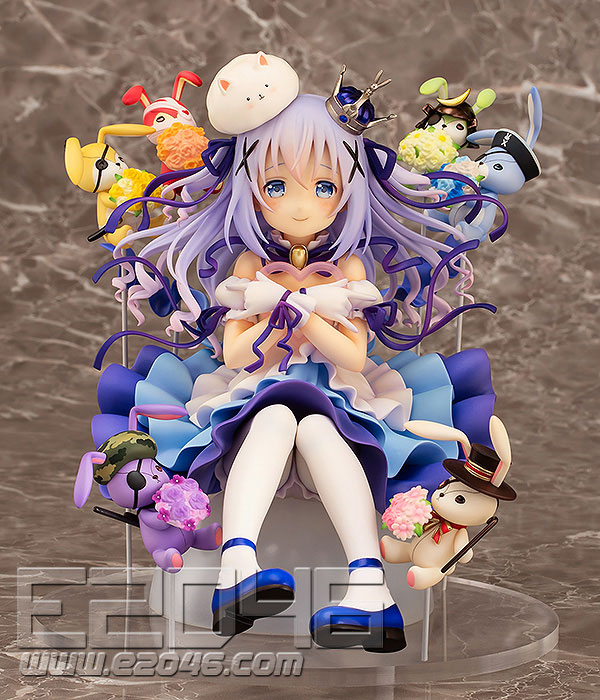 Chino & Rabbit Dolls (PVC)