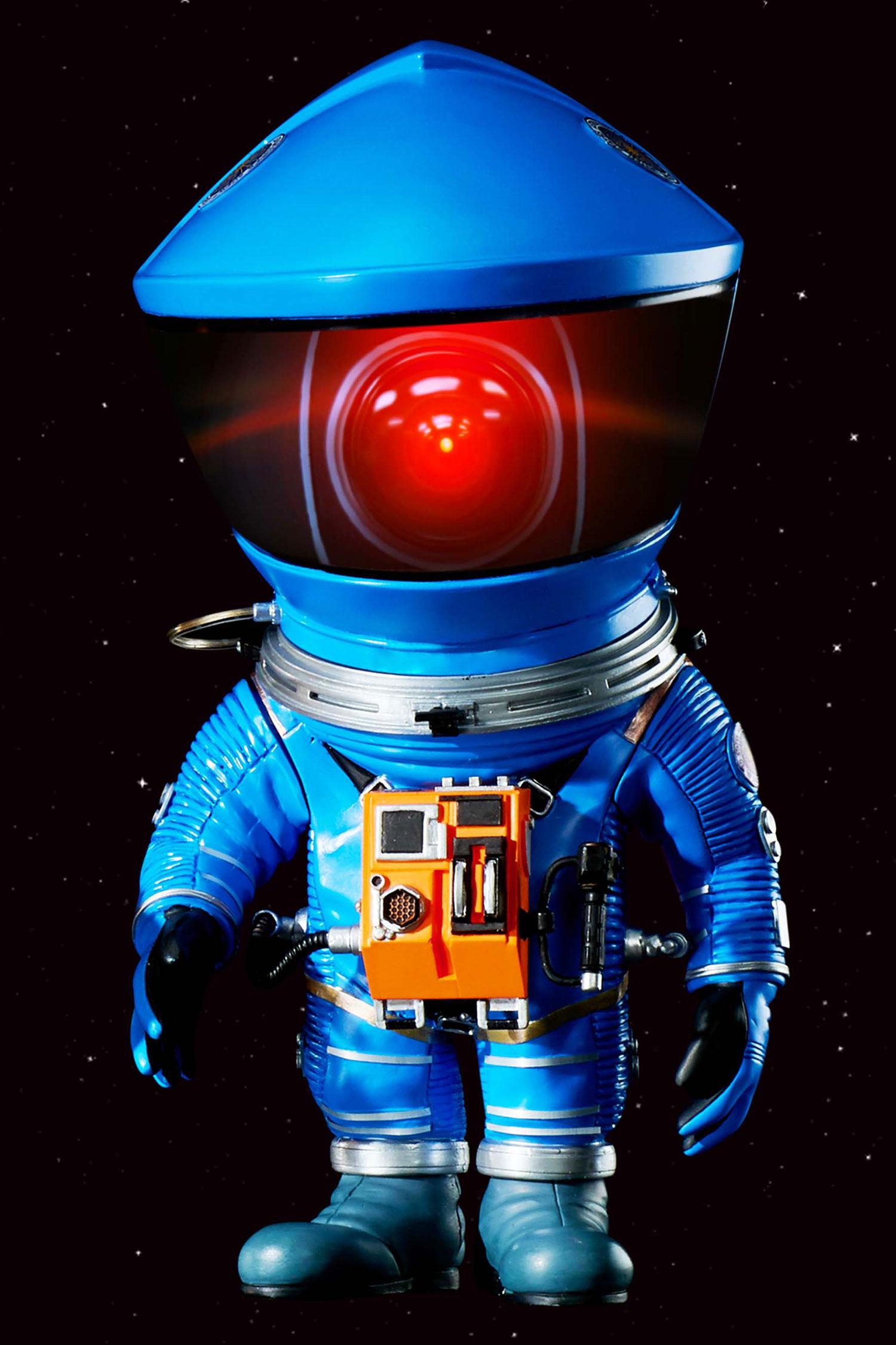 Astronaut Blue Space Suit Version (PVC)