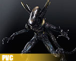 PV4144  Alien Lurker (PVC)