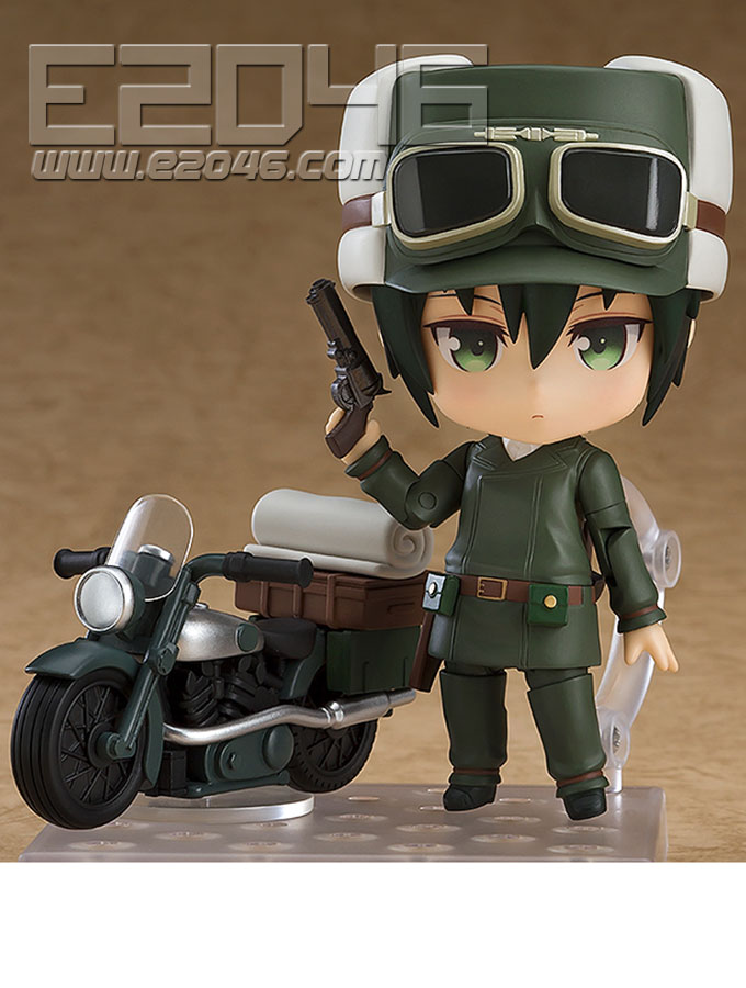 Nendoroid 奇诺与汉密斯 (PVC)