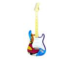 PV1079 1/8 Fender Guiter with Design by Crash (PVC)
