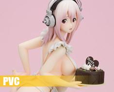 PV0553 1/7 Super Sonico (PVC)