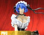 PV2589 1/6 Ryomou Shimei Maid Black Ver. (PVC)