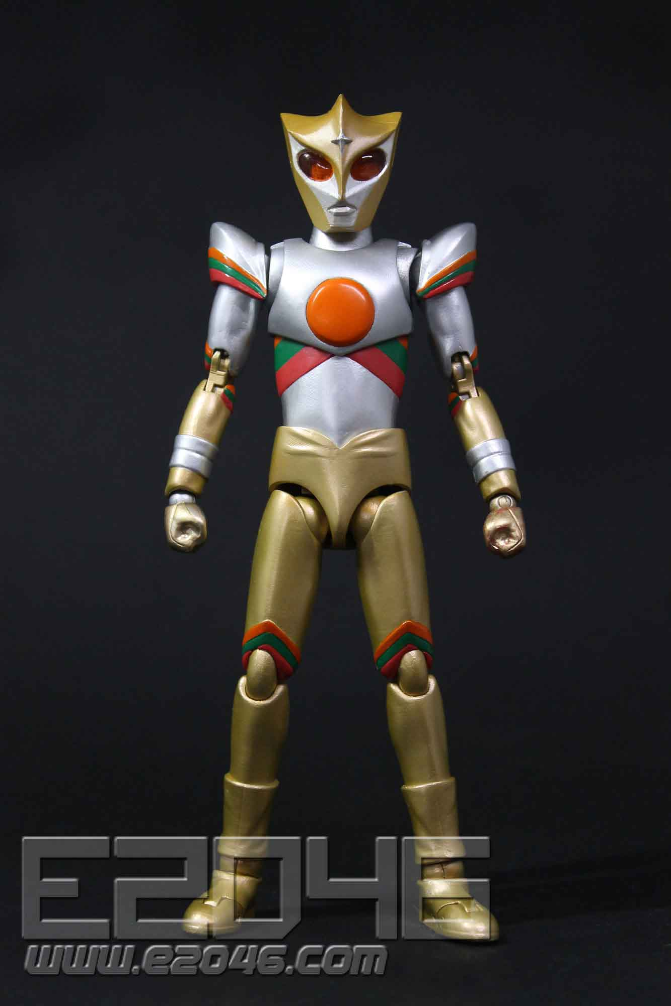 Triple Fighter Tsuburaya Version (PVC)